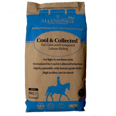 Allen & Page - Cool & Collected - 20kg