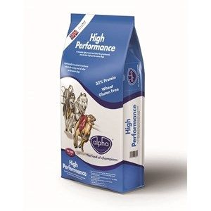 Alpha - High Performance -  Dog Food - 15kg