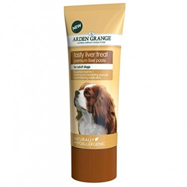 Arden Grange - Tasty Liver Treat Paste - For Dogs 75gm
