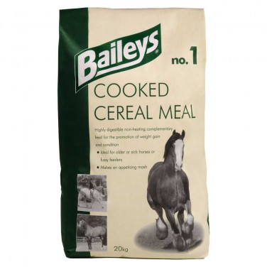 Baileys - No 1 - Cooked Cereal Meal - 20kg