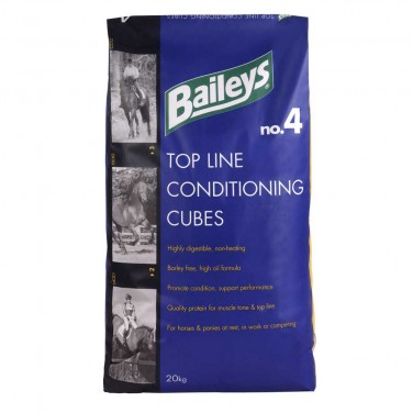 Baileys - No 4 - Top Line - Conditioning Cubes -  Nuts - 20kg