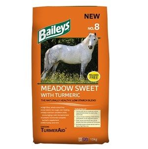 Baileys - No 8 - Meadow Sweet with Turmeric - 15kg