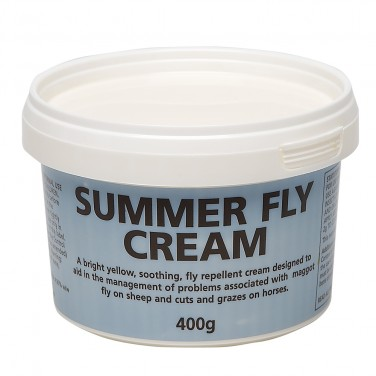 Battles - Summer Fly Repellent Cream - 400gm
