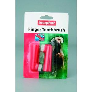 Beaphar - Canac  -Finger Tooth Brush - twin pack