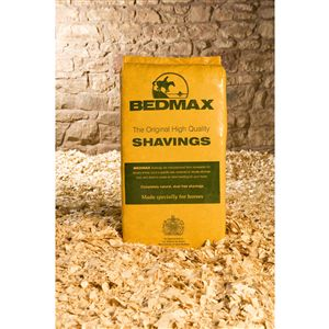 Bedmax - Large Pine Flake - Shavings Bedding - 20kg