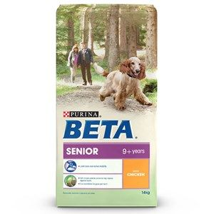 BETA - Dog Food