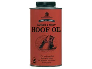 Carr, Day & Martin - Vanner & Prest -  Hoof Oil - 500ml