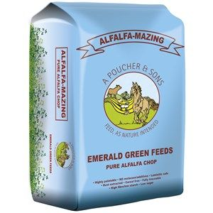 Emerald Green Feeds - Alfalfa-Mazing - 12.5kg