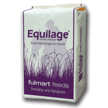 Fulmart Feeds- Equilage - Timothy & Rye-Grass -  Haylage - 20kg