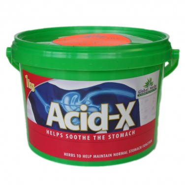 Global Herbs - Acid X - 1kg