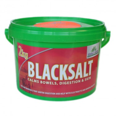 Global herbs - Black Salt - 1kg