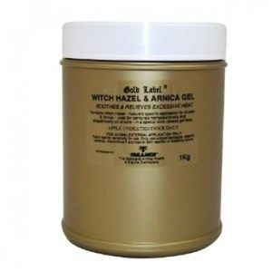 Gold Label - Witch Hazel & Arnica Gel -1kg