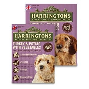 Harringtons - Dog Food - Tins / Pouches