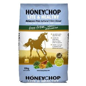 Honeychop - Lite & Healthy - 15kg