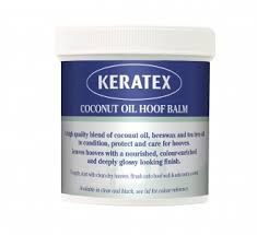 Keratex - Coconut oil - Hoof Balm - 400gm