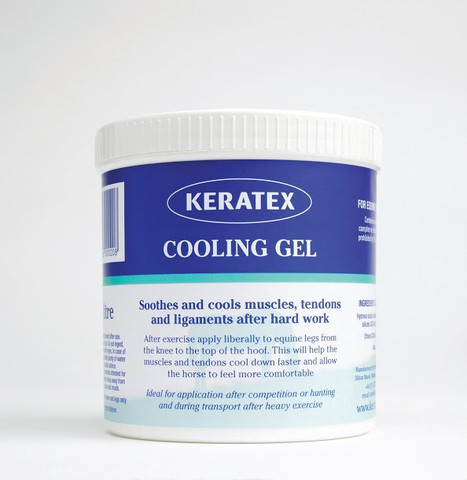 Keratex - Cooling gel - 1 Litre