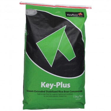 Keyflow - Key Plus - Rice Bran Supplement -  15kg