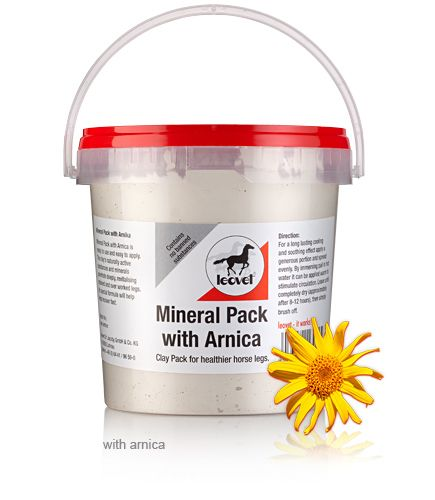 Leovet - Mineral Pack With Arnica - 1.5kg