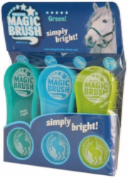 Magic Brush - 3 pack - Assorted Colours