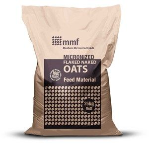 Masham Micronized - Flaked -  Naked Oats - 25kg