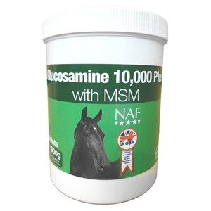 NAF - Glucosamine 10,000 Plus - with MSM - 900g