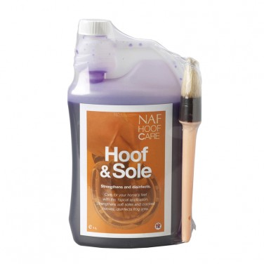 NAF - Hoof and Sole - 1 litre
