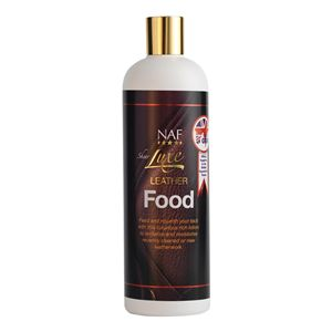 NAF - Sheer Luxe - Leather Food - 500ml