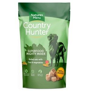 Natures Menu - Country Hunter - Seriously Mighty Dog Mixer - 700gm