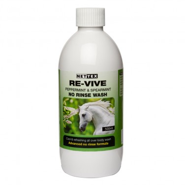 Nettex - Re-Vive - Peppermint & Spearmint - No Rinse Wash