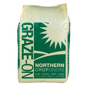Northern Crop Driers - Graze on - Horse Feeds