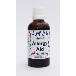 Phytopet - Herbal  - Allergy Aid - 50ml