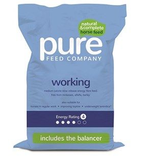 Pure Feed Company - Pure Working  - 15kg