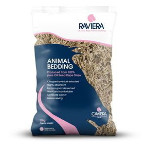 Raviera - Rape Straw Bedding - 20kg