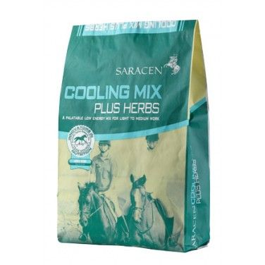 Saracen - Cooling Mix Plus Herbs - 20kg
