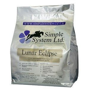 Simple System  - Lunar Eclipse