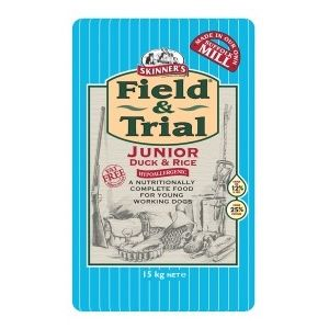 Skinners -  Field & Trial  - Junior - Duck & Rice