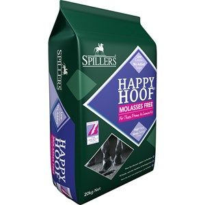Spillers - Happy Hoof - Molasses Free - 20kg