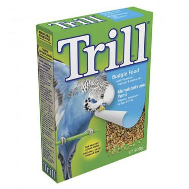 Trill - Budgie Seed - 500gm