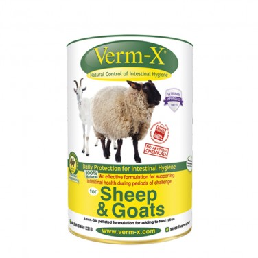 Verm X - Pellets for Sheep & Goats 750gm