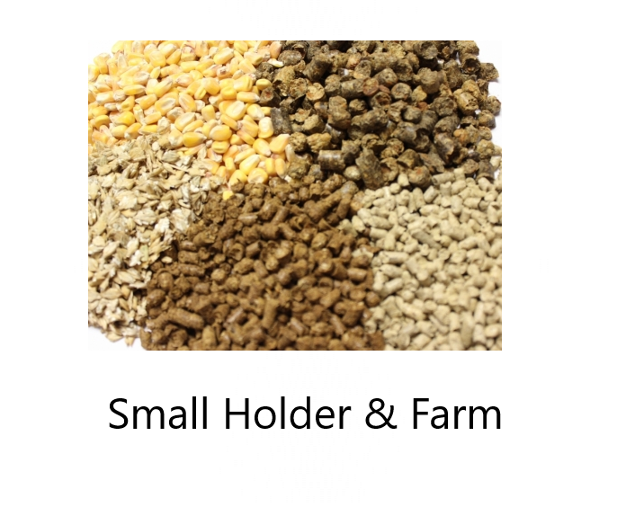 Small holder & Farm Feeds, Supplements & Healthcare products